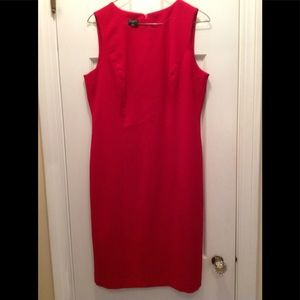 Talbots Wool Tank Dress